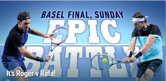 Federer-Nadal-Basel 2015