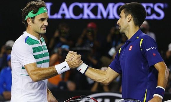 Federer-Djokovic AO 2012