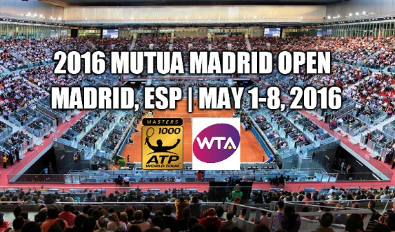2016 Madrid Open