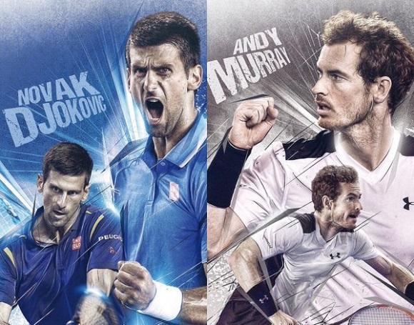 Djokovic-Murray Roma 2016