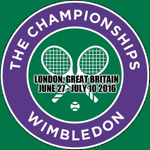 Wimbledon 2016 logo