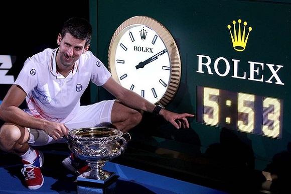 Novak-Djokovic Australian Open 2012