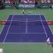 TML Review 2018: 4. ATP Indian Wells, Del Potro vs Federer, 40-15